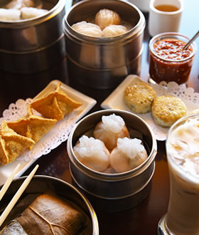 Lunch and Dim Sum Menu