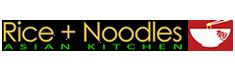 Rice+Noodles Asian Kitchen Logo